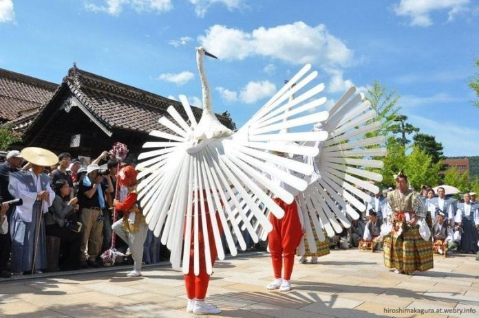 Festivales de Japón: el Festival Gion de Yamaguchi (Yamaguchi Gion Matsuri)