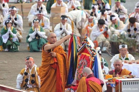 Festivales de Japón: rituales esotéricos del Agon No Hoshi Matsuri