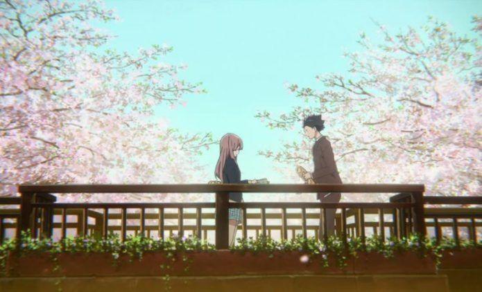 """""""A Silent Voice"""" (聲の形, Koe No Katachi), """"Una Voz Silenciosa"""""""