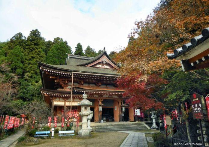 Excursiones desde Kioto: viaje a la isla de Chikubu (Chikubushima), en el lago Biwa. Templo Hōgon-ji.