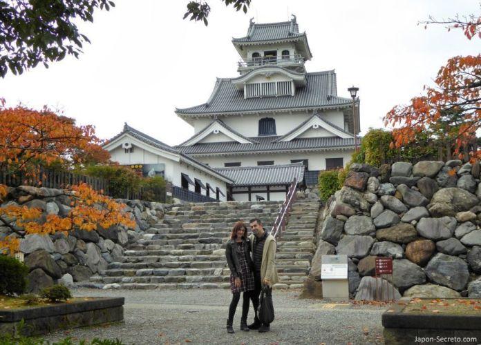 Excursiones desde Kioto: visitando el castillo de Nagahama, al lado del lago Biwa