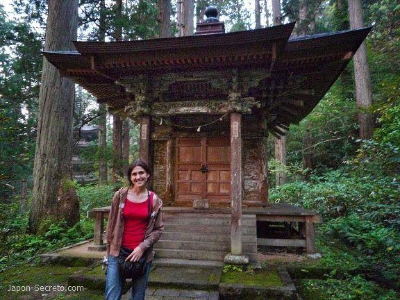Dewa Sanzan: monte Haguro