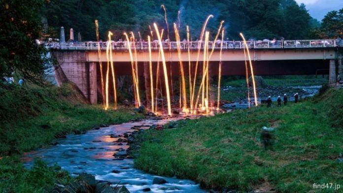 Festivales de Japón: el Sakaki Matsuri (榊祭り) en Saku (Nagano) en agosto