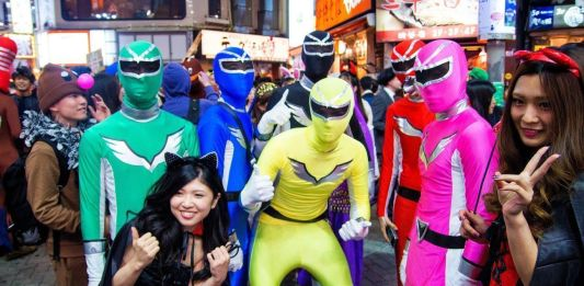 Halloween en Japón: fiesta en Shibuya (Tokio)