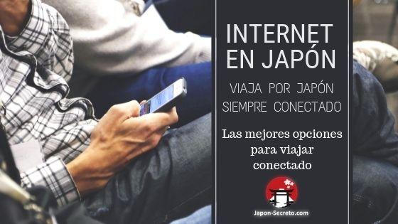 Viaja por Japón con conexión a internet