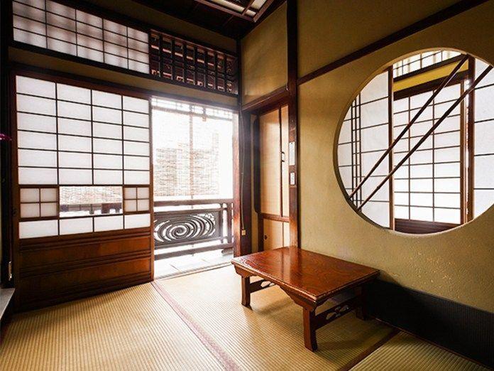 Viajar a Shikoku. Dogo Onsen (Matsuyama, Ehime). Casa de baños Dogo Onsen Honkan. Sala privada Tama No Yu