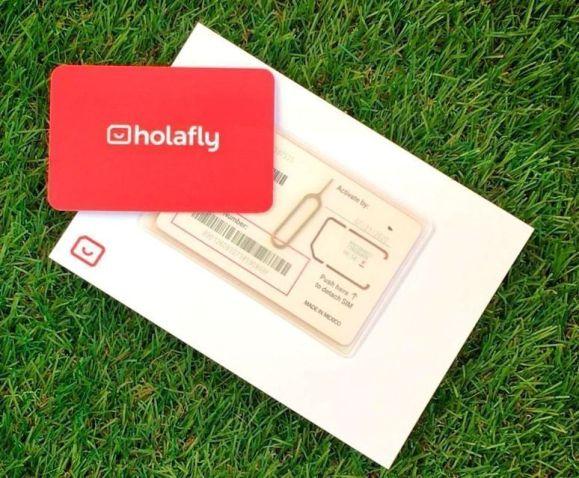 Internet en Japón: las tarjetas SIM Holafly. Nuestra opinión y cómo comprarlas.