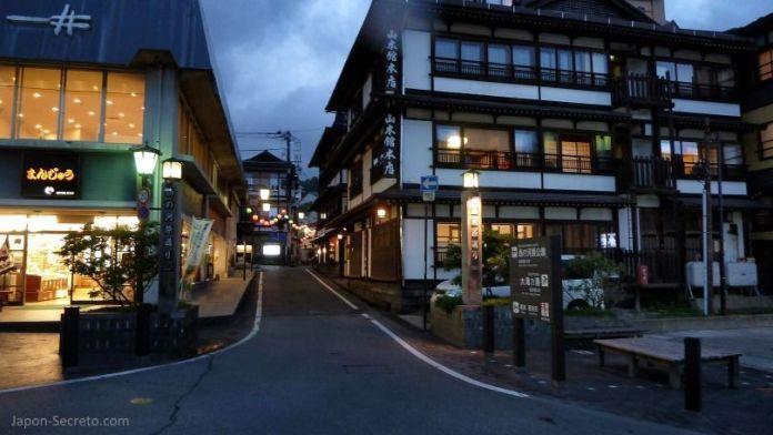 Kusatsu Onsen, el pueblo balneario más famoso e importante de Japón, en la prefectura de Gunma. Una perfecta excursión desde Tokio