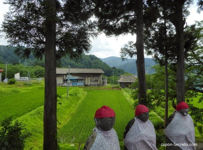 Sokushinbutsu, momias en Japón: alrededores del templo Dainichibo (Tsuruoka, Yamagata)