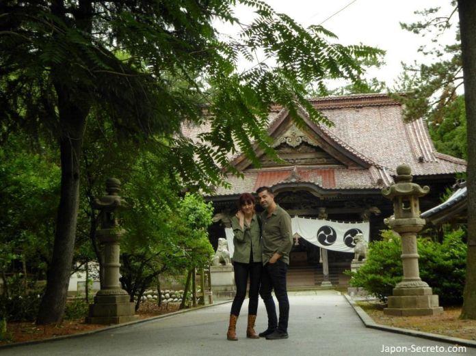 Sokushinbutsu, momias en Japón: templo Kaikoji (Sakata, Yamagata)