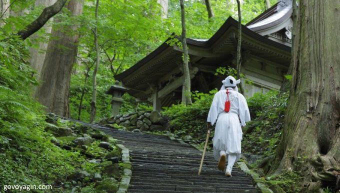 Hagurosan: visita guiada por monje yamabushi