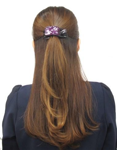 Pince à cheveux Clip Sakura