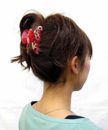 Pince à cheveux Chirimen