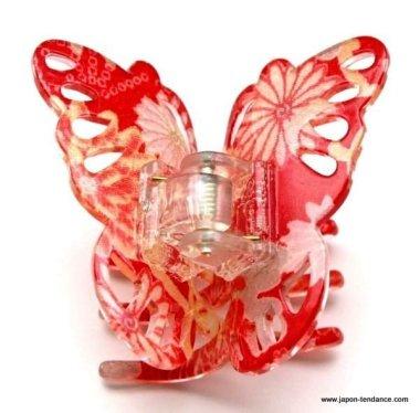 Pince à cheveux Papillon