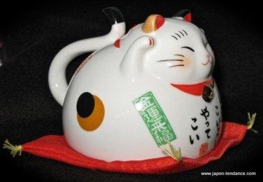 Tasse à thé Manekineko