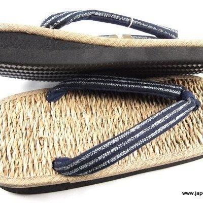 Sandales en pailles L