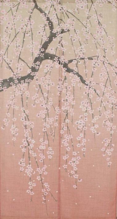 Noren Sakura pleureur