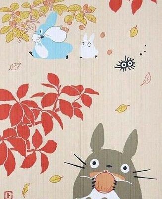 Noren Totoro en automne