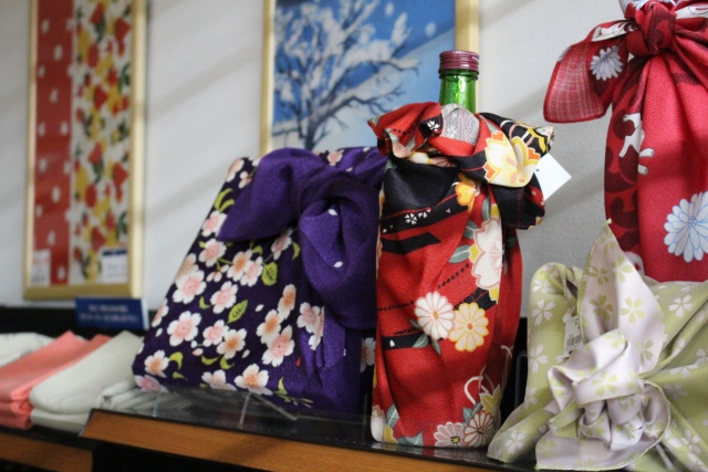 Atelier furoshiki à Montfort-sur-Meu (35) : le 14 décembre