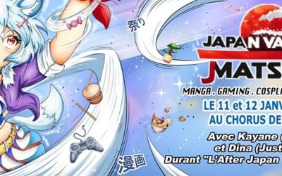 Ce weekend : 2e édition du Japan Vannes Matsuri(56)