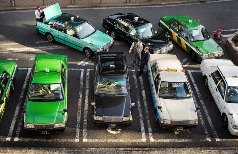 taxi transporte