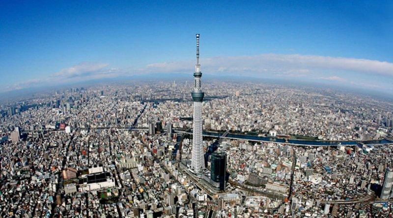 torre de tokio nueva