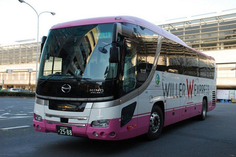 willer express autocar transporte