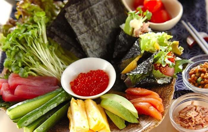 curso sushi en casa