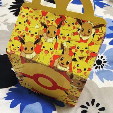 Pokémon en McDonald's Japón