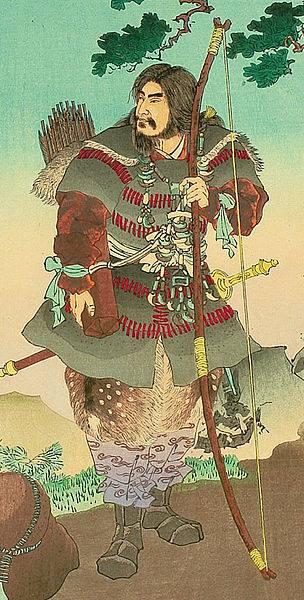 El Emperador Jimmu