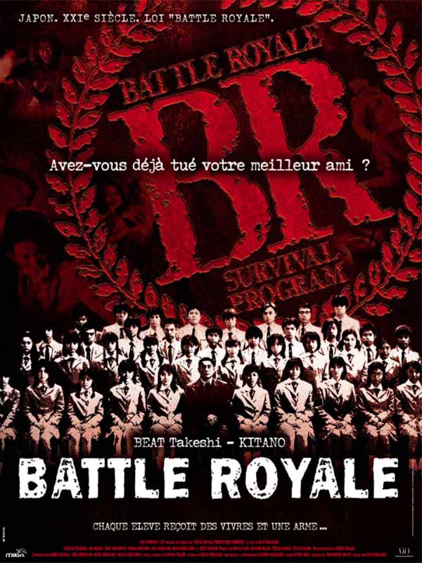 Critique du film Battle Royale
