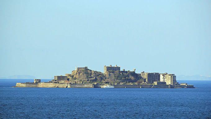 Hashima - l'île du film Skyfall