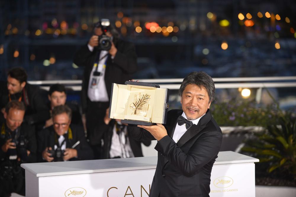 Cannes 2018 - La palme d'or de Kore eda et le cinéma japonais en questions ?