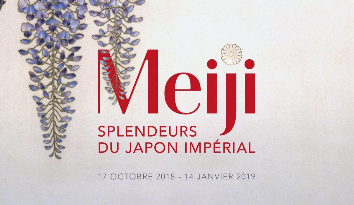 """Mon avis sur l'exposition """"Meiji, splendeurs du Japon impérial"""" au musée Guimet"""
