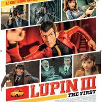 Lupin III pour la première fois au cinéma en France