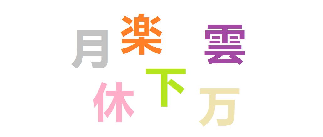 sześć typów kanji - japonia-info.pl