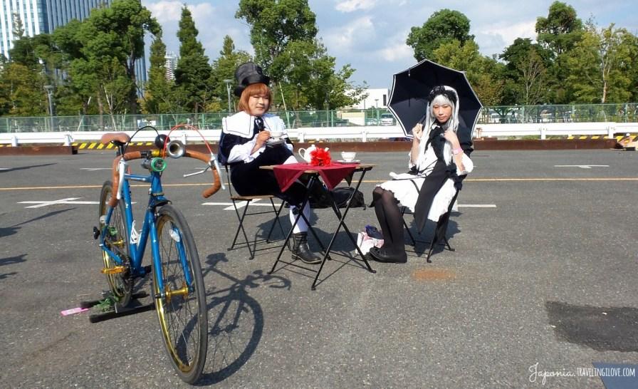 Itasha Odaiba Car Show (1)
