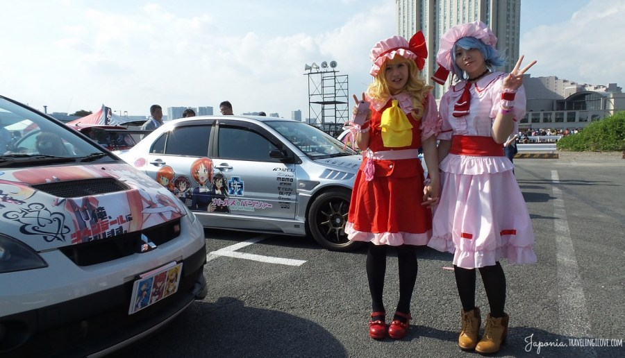 Itasha Odaiba Car Show (88)