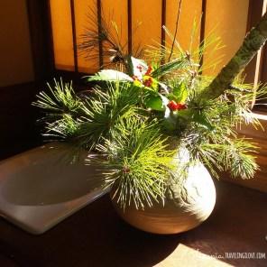 Noworoczna dekoracja