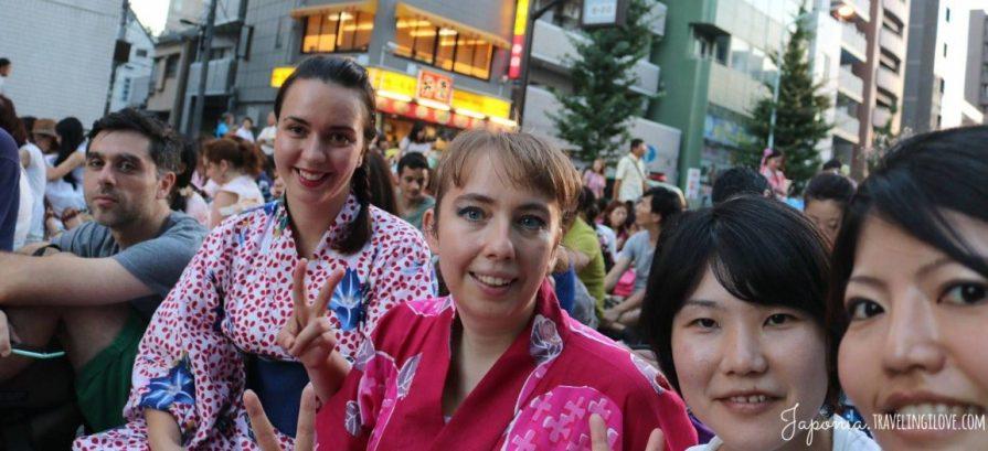 Sumida river fireworks (2)