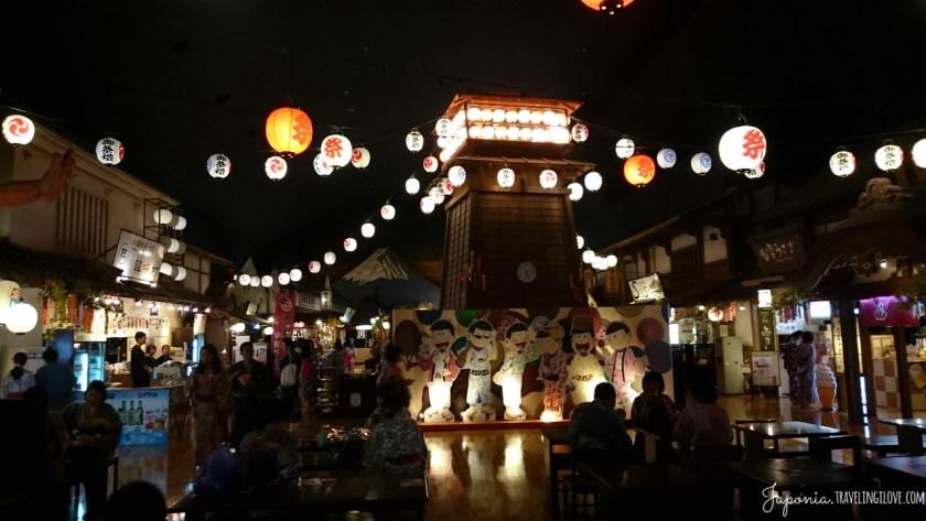 onseny w Japonii