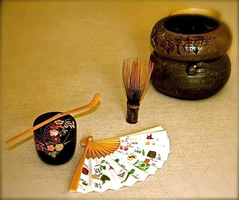 japon çay töreni