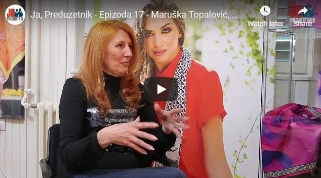 Epizoda 17 – Maruška Topalović, Maruška