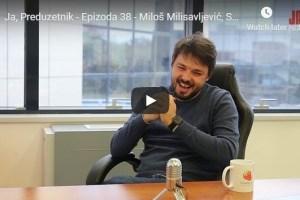 Ja, Preduzetnik – Epizoda 38 – Miloš Milisavljević, Strawberry Energy