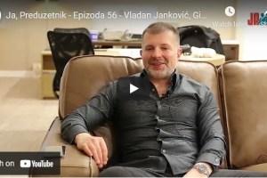 Ja, Preduzetnik – Epizoda 56 – Vladan Janković, Gigatron