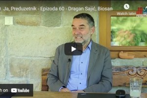 Ja, Preduzetnik – Epizoda 60 – Dragan Sajić, Biosan