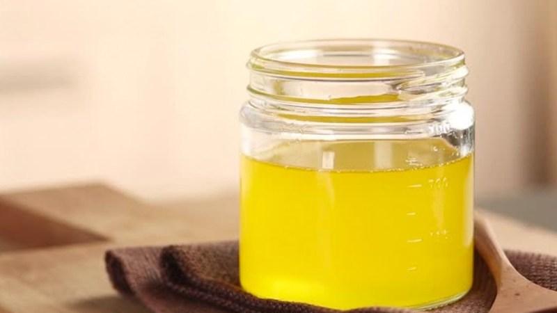 Ghee manteiga clarificada –  Receita fácil