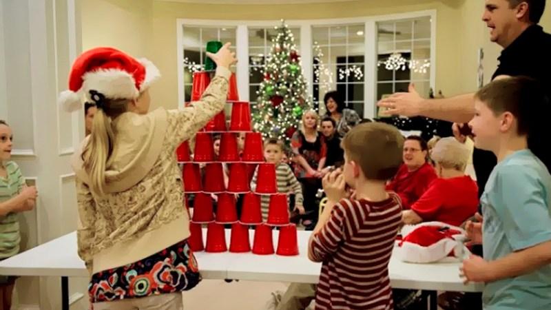 Ideias de brincadeiras natalinas
