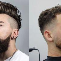 Corte de cabelo masculino - Tendência