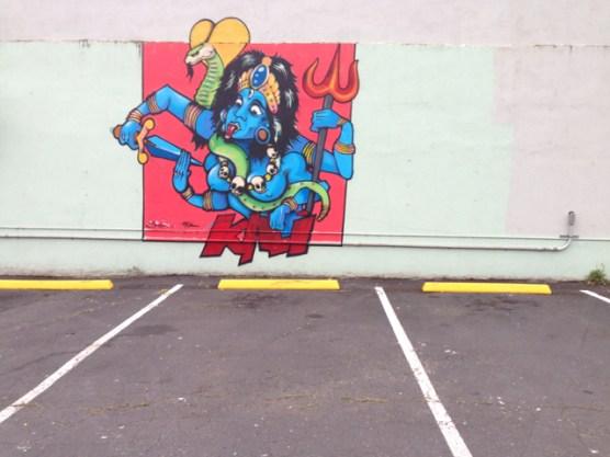 More Olympia Street Art